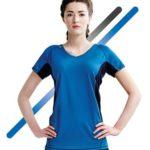 Sportske majice s raznim tiskom