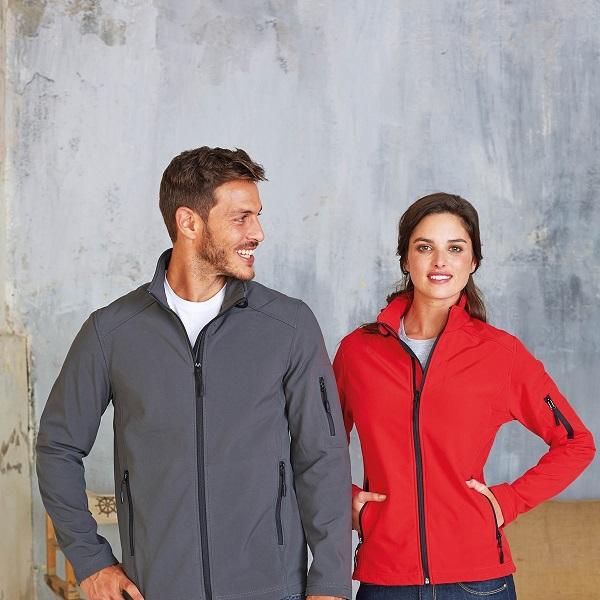 Materijal od kojega su napravljene SoftShell jakne otporan je na vlagu i vjetar i veoma je dobar izolator