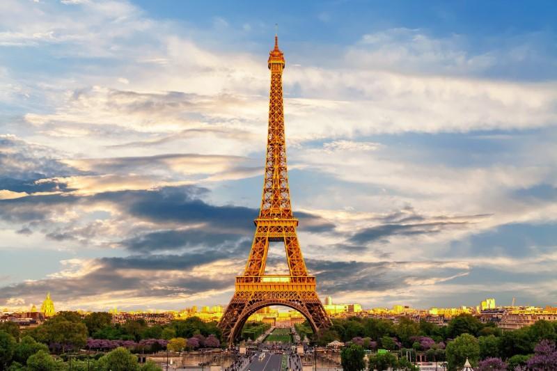 Eiffelov toranj, Pariz